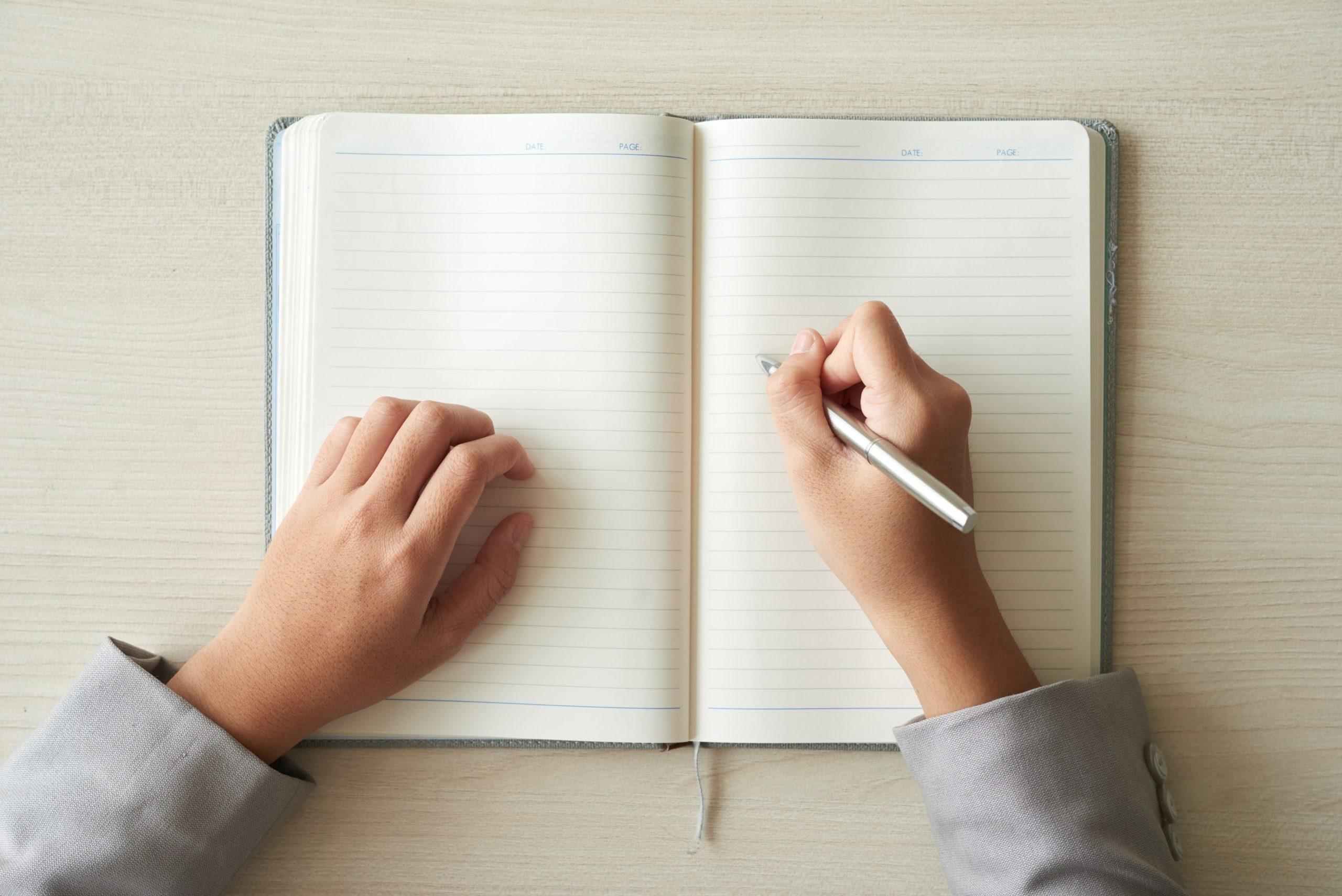 Making a Good Writing