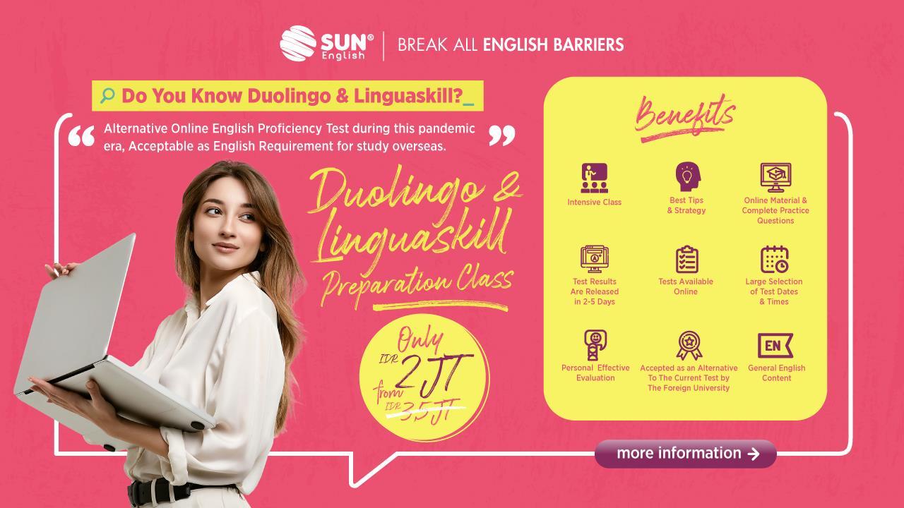 Dualingo & Linguaskill
